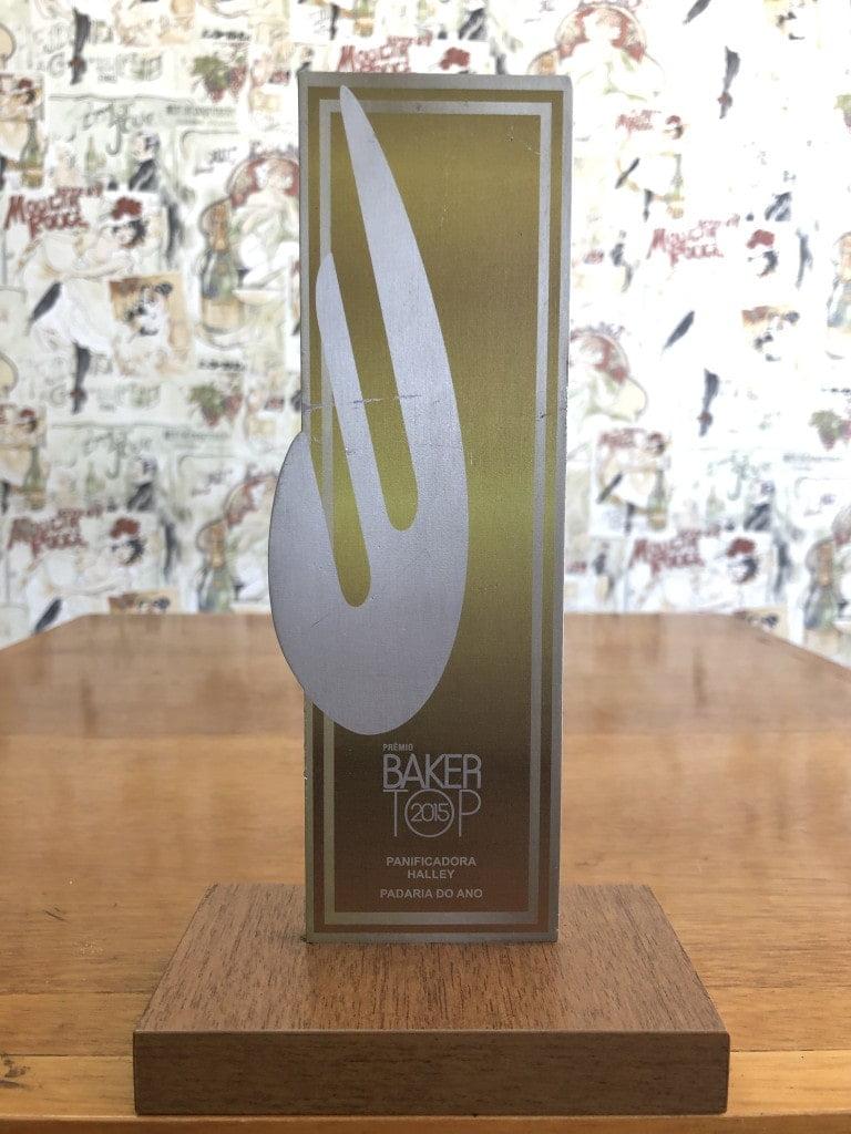 Prêmio Baker Top 2015