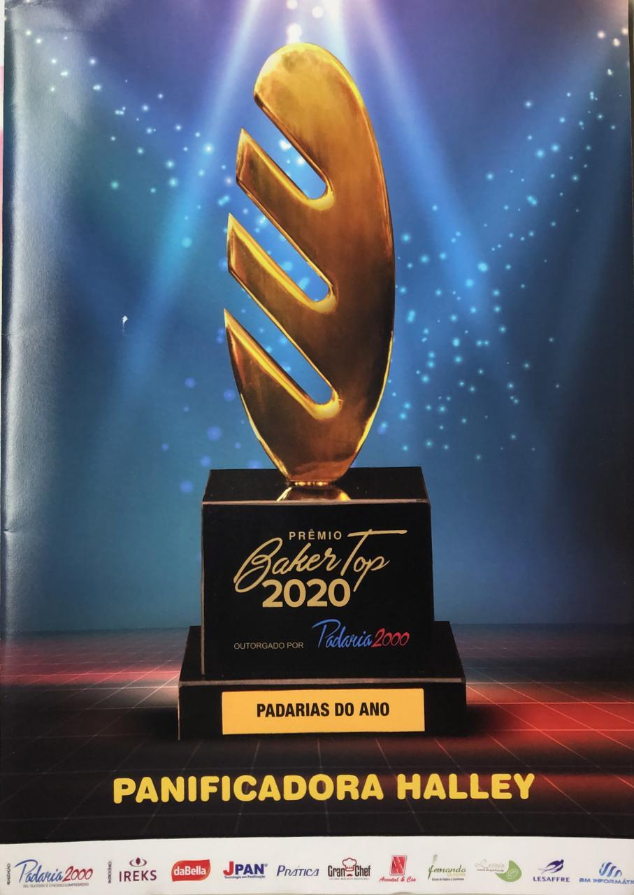 Prêmio Baker Top 2020