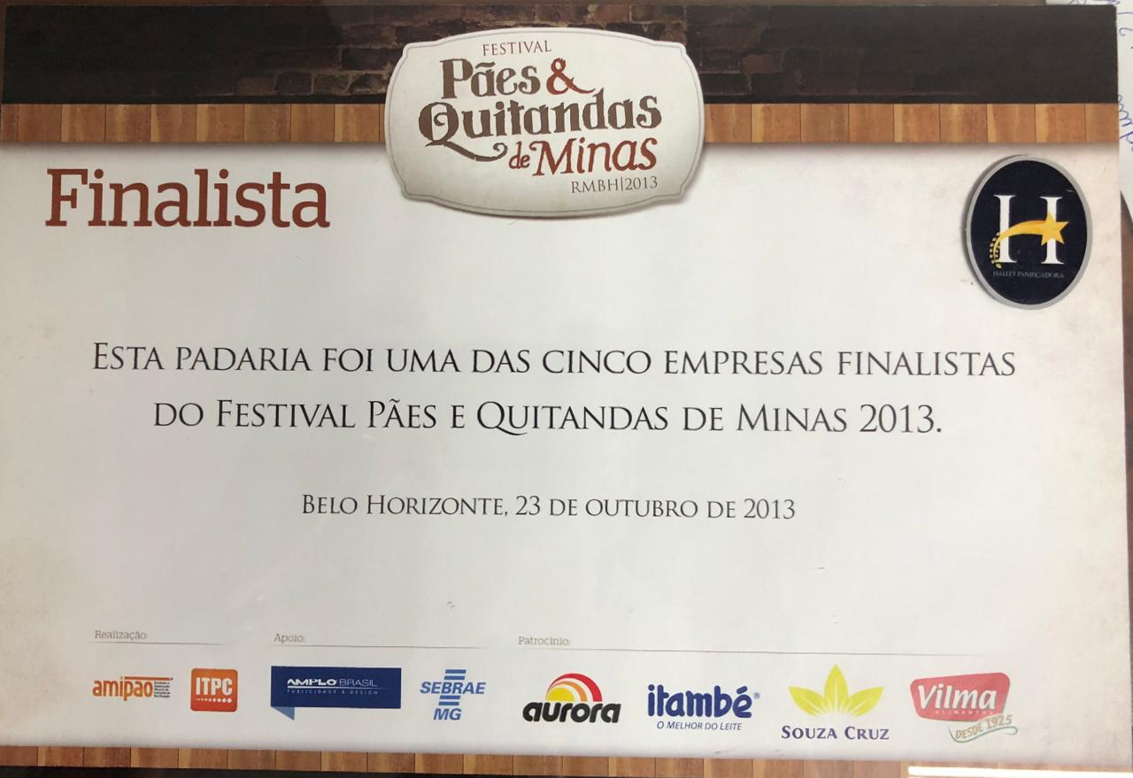 Festival Pães e Quitandas de Minas 2013